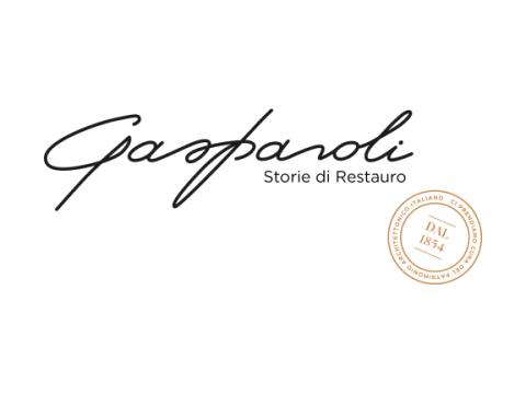 logo Gasparoli Restauri