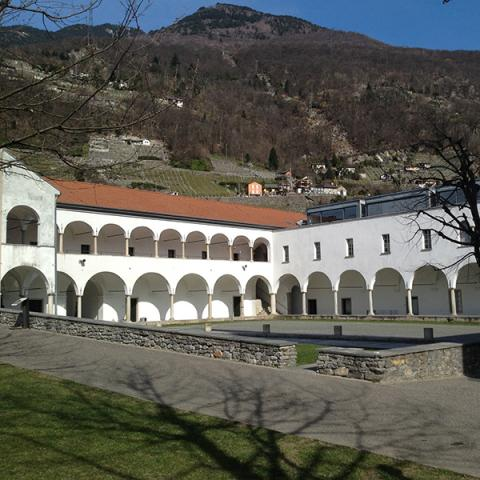 recmagazine149_convento Agostiniane Monte Carasso