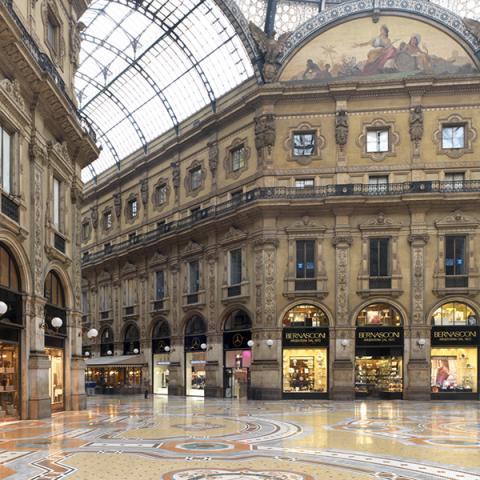 recmagazine149_galleria Vittorio Emanuele II Milano