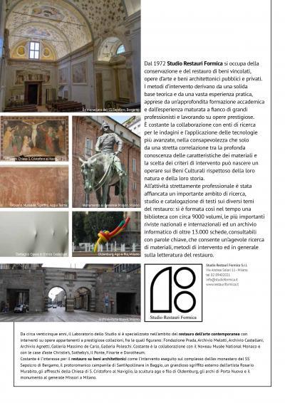 presentazione Studio Restauri Formica - recmagazine146