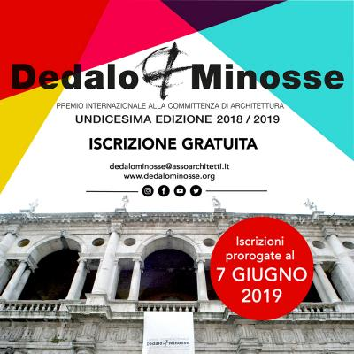 ISCRIZIONE Dedalo Minosse_proroga