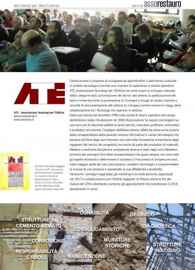 presentazione ATE - recmagazine148
