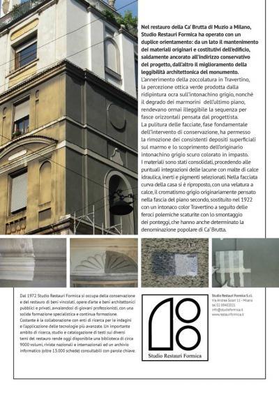 restauri Formica alla CaBrutta - recmagazine145