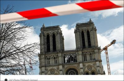 da Il POST (AP Photo/Thibault Camus)