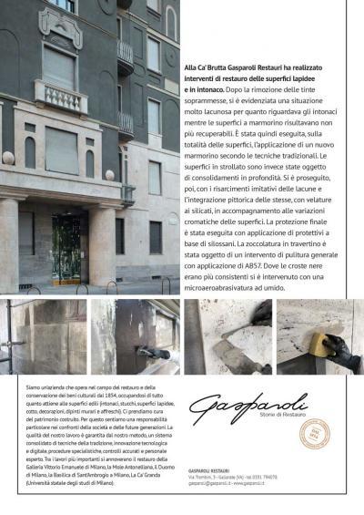 lavori alla CaBrutta Gasparoli - recmagazine145