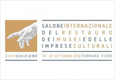 logo Salone Restauro Ferrara 2019