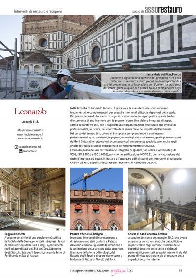 pagina Leonardo_recmagazine151