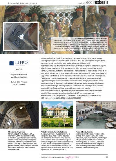 pagina Lithos_recmagazine151