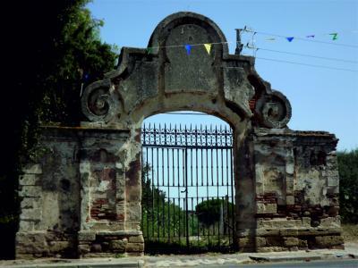 Portale Loffredo a Donigala-Fenughedu, Oristano su rec146