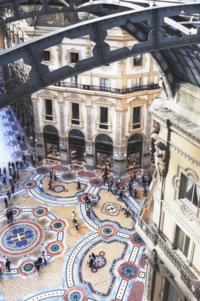 rec149_Galleria Vittorio Emanuele II Milano (ph.M.Introini)