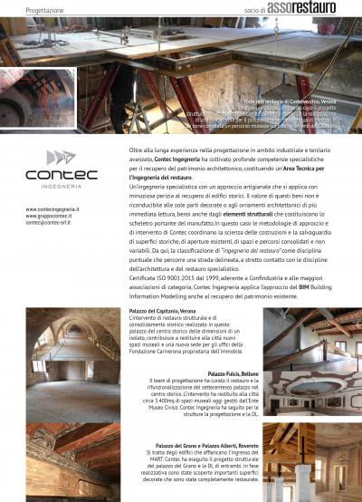 presentazione di CONTEC Ingegneria_recmagazine147