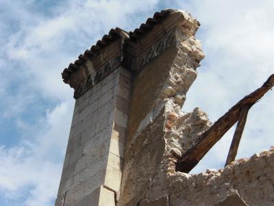 recmag150_danni-sisma-LAquila_ph-Rotilio