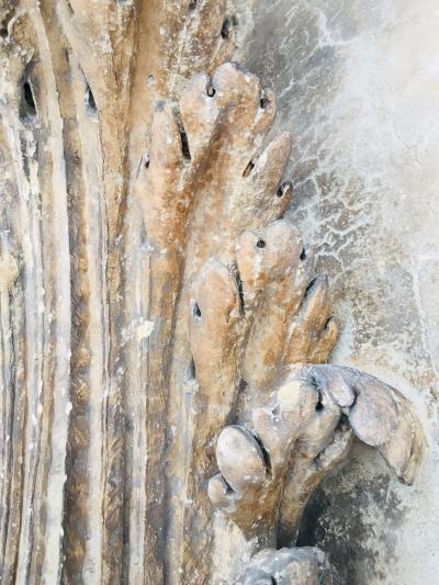 recmag162_Dettaglio-capitello-con-superficie-pittorica(1500)_phFBragaRosa
